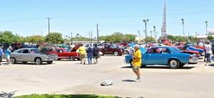 Veteran Students Alliance Club Car Show 2015