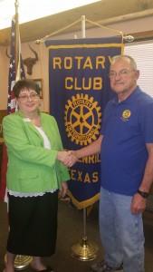 Breck Rotary Scholarship