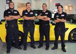 TSTC Automotive Technology graduates