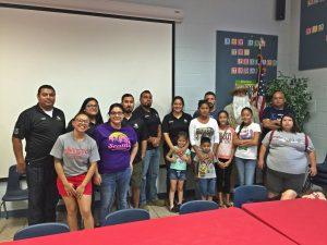 Veteran Students Alliance Club at Sunny Glen Children's Home
