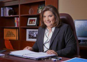 Lead Provost Dr. Stella Garcia
