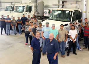 TSTC Fort Bend County Diesel Equipment Technology