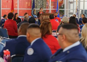 TSTC Veterans Day Celebration 2016