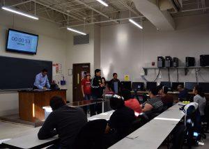 TSTC Evening Engineering Class