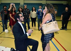 TSTC Marriage Proposal