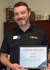Robert Foshie Employee Spotlight