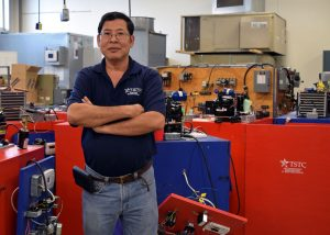 TSTC HVAC Instructor Dien Nguyen