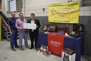 Auto Collision Tech grant Nationwide March 28, 2017