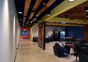 Health Information Technology Building LEED Gold