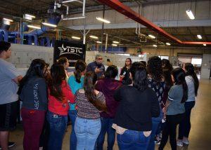 TSTC Tech Day Tour