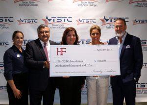 TSTC Hernandez Check Presentation