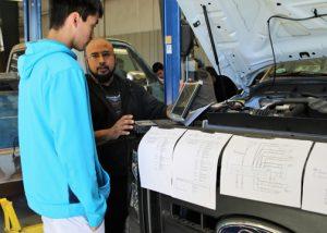 TSTC Auto Tech Day