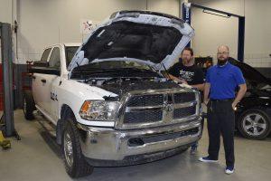Waco Auto Tech donations May 11, 2017