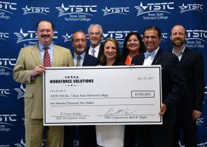 TSTC, SATA USA TWC Check Signing