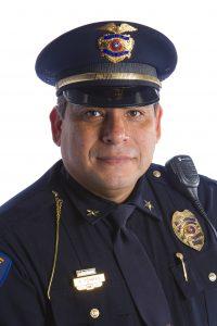 TSTC Chief of Police Aurelio Torres