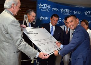 TSTC, TWC Check Signing