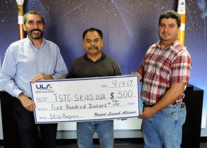 TSTC and ULA Check Presentation