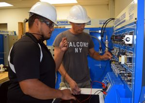 TSTC Electrical, Construction Courses