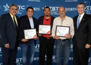 TSTC Chancellor's Excellence Award Luncheon