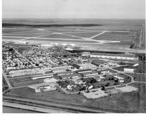 TSTI 1968 Aerial View