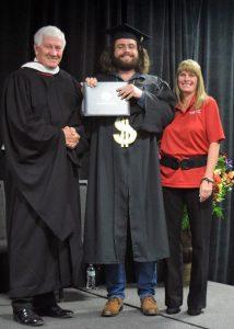 TSTC graduate Zach Guthrie