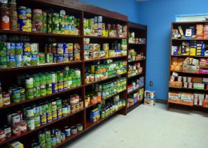 TSTC Charlie's Pantry