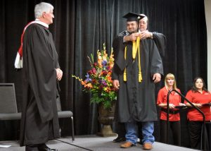 Gerardo Garcia HVAC Board of Regent Graduate