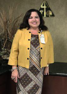 Linda Gonzalez - TSTC Health Info. Tech alum