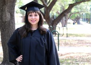 Health Information Technology graduate Ruth Trevino