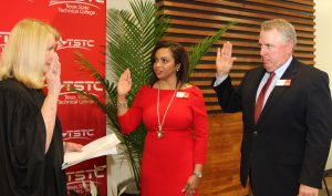 TSTC Regents Swearing In