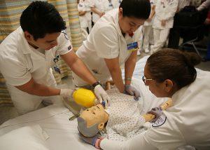 TSTC Nursing Students