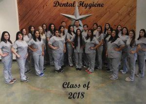 TSTC Dental Hygiene Class of 2018