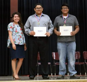 La Feria High School TSTC Pathway Grads