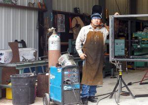 Isaac Carrion Welding Technology Alum