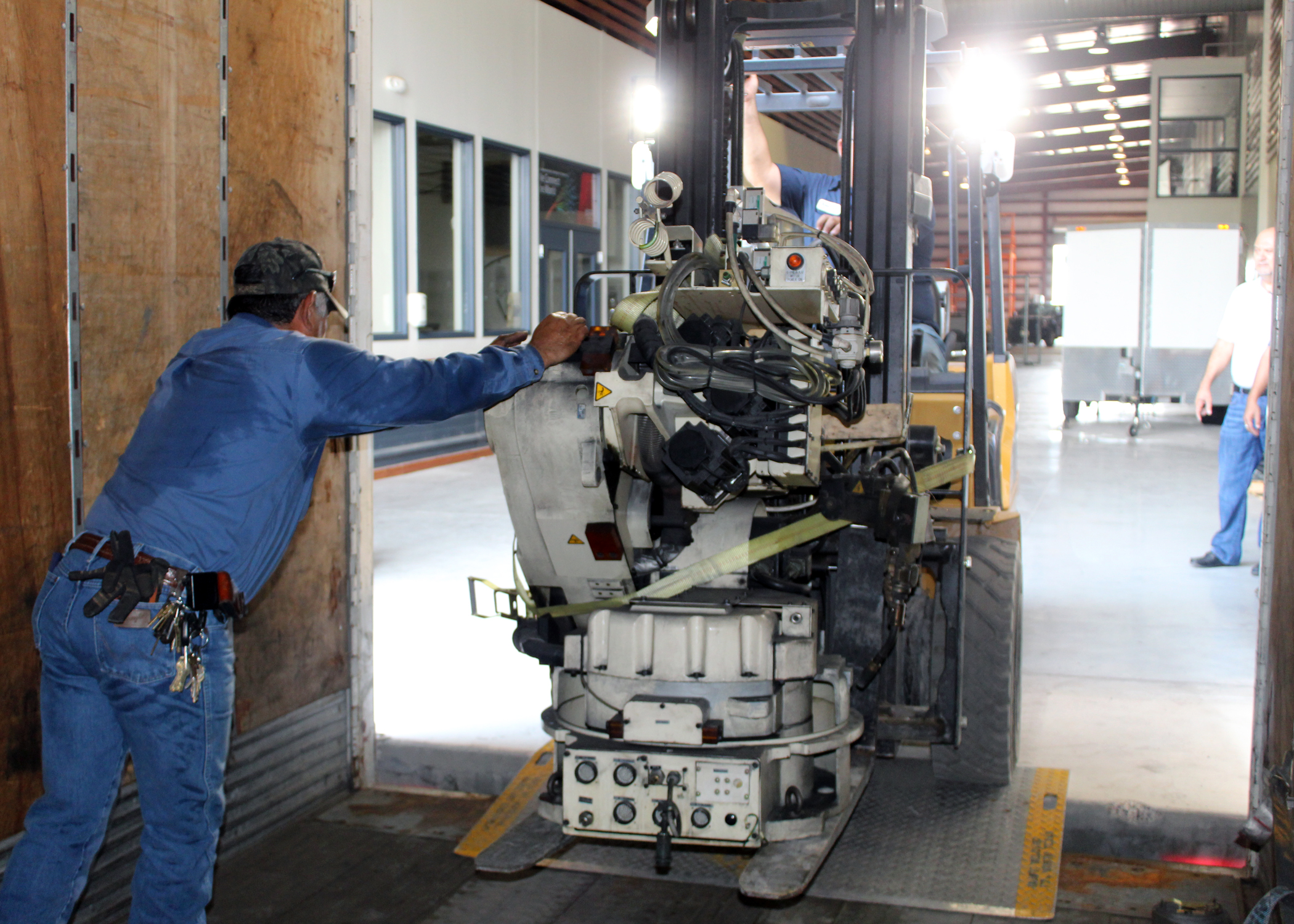 Texas State Technical College | News | TSTC received robotic arm