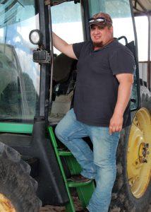 TSTC Agricultural Tech Daniel Agado