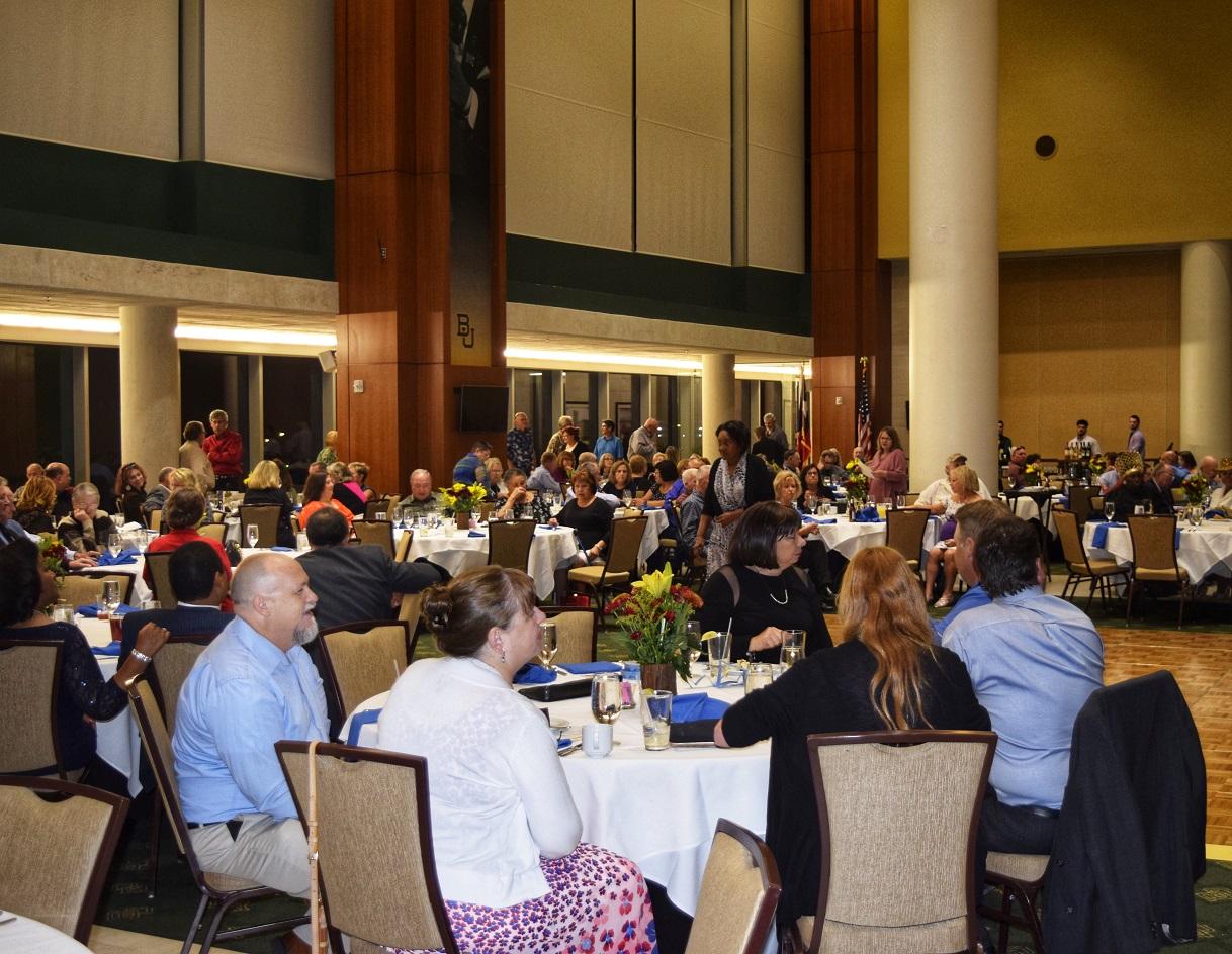 TSTC Faculty Senate Hosts Retiree Gala