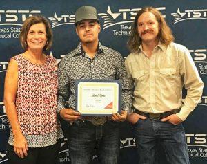 TSTC Alumnus Moves On to Start Welding Career