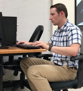 TSTC Alumnus Stays in Region for Technology Job