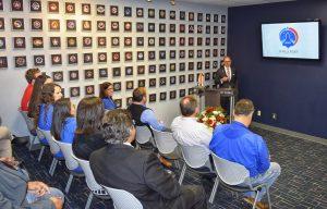 TSTC Hosts National Challenger Center Director