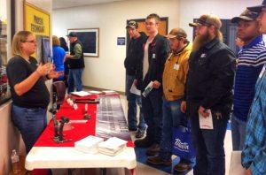 TSTC in Marshall Hosts Industry Job Fair