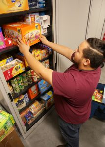 TSTC Student Food Pantry