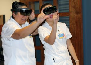 TSTC Nursing uses mixed reality