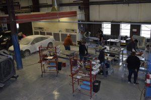 TSTC Auto Collision and Management Technology Program
