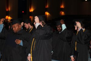 TSTC Marshall holds Fall 2018 Commencement