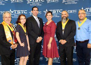 TSTC Board of Regent Grads