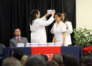 TSTC Vocational Nursing Pinning Ceremony