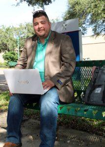 Robert Ahrens TSTC online student