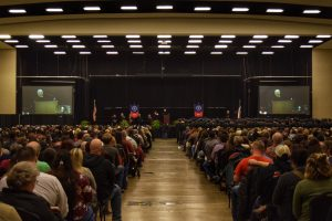 TSTC Waco Holds Fall 2018 Commencement