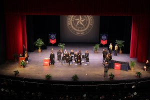 TSTC in West Texas Holds Fall 2018 Commencement